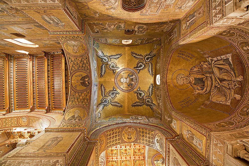 Pracht en praal in de kathedraal van Monreale