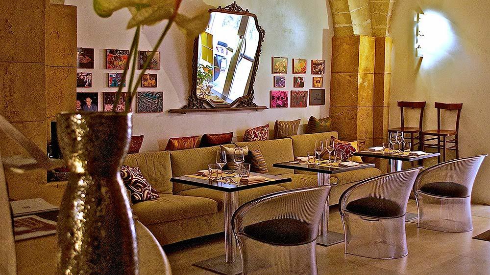 In restaurant Serisso 47