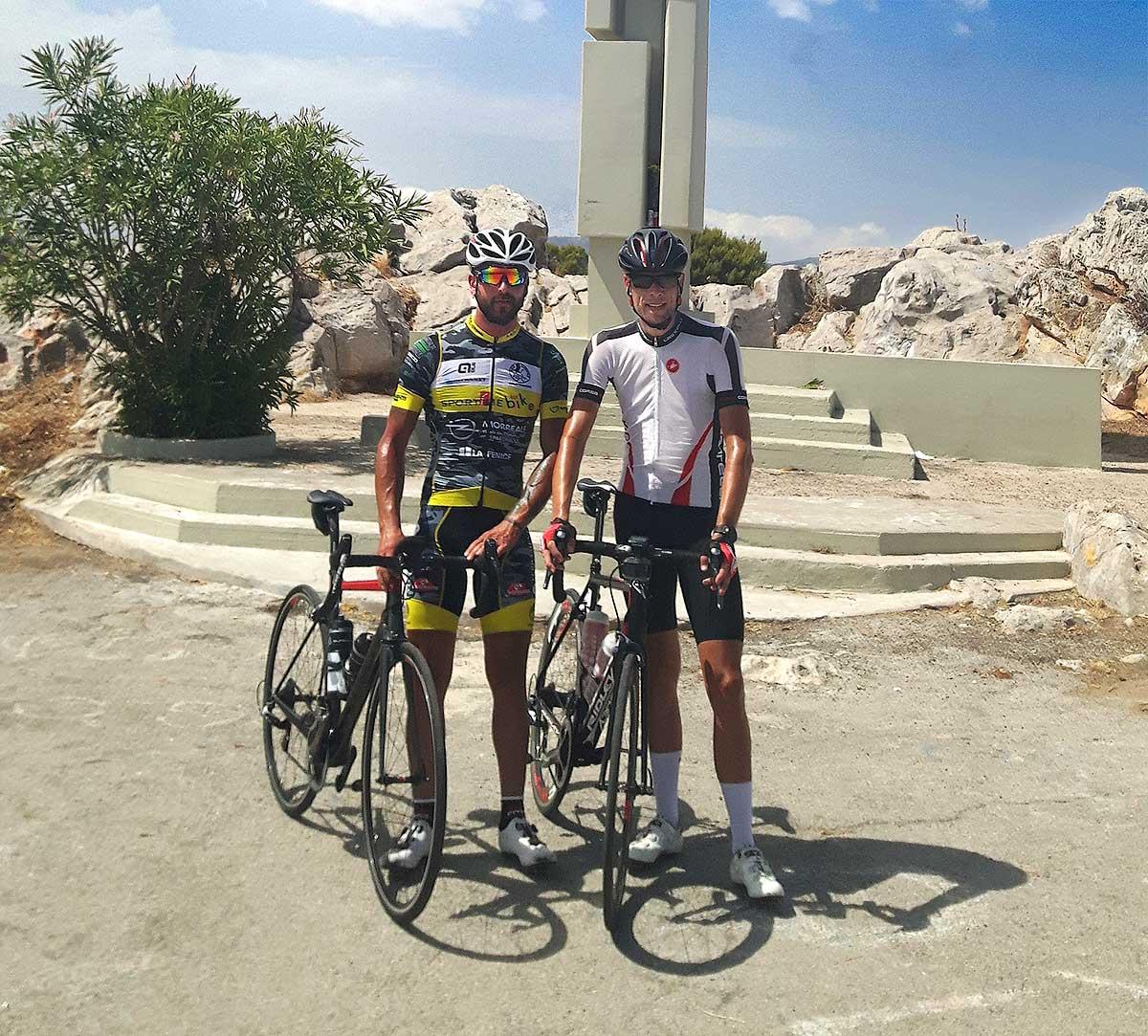 De Monte Pellegrino is erg in trek bij fietsers