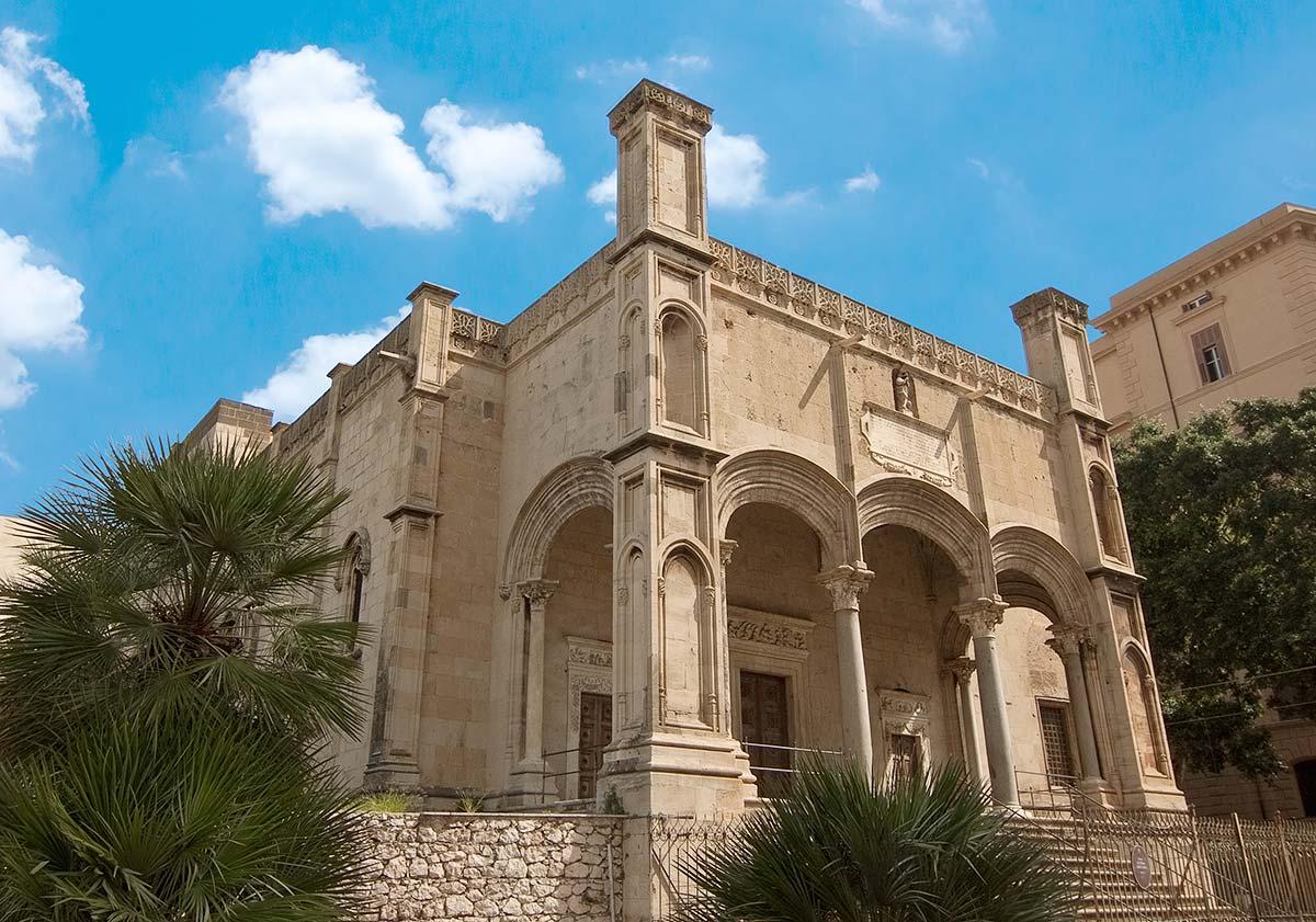 De Chiesa di Santa Maria della Catena