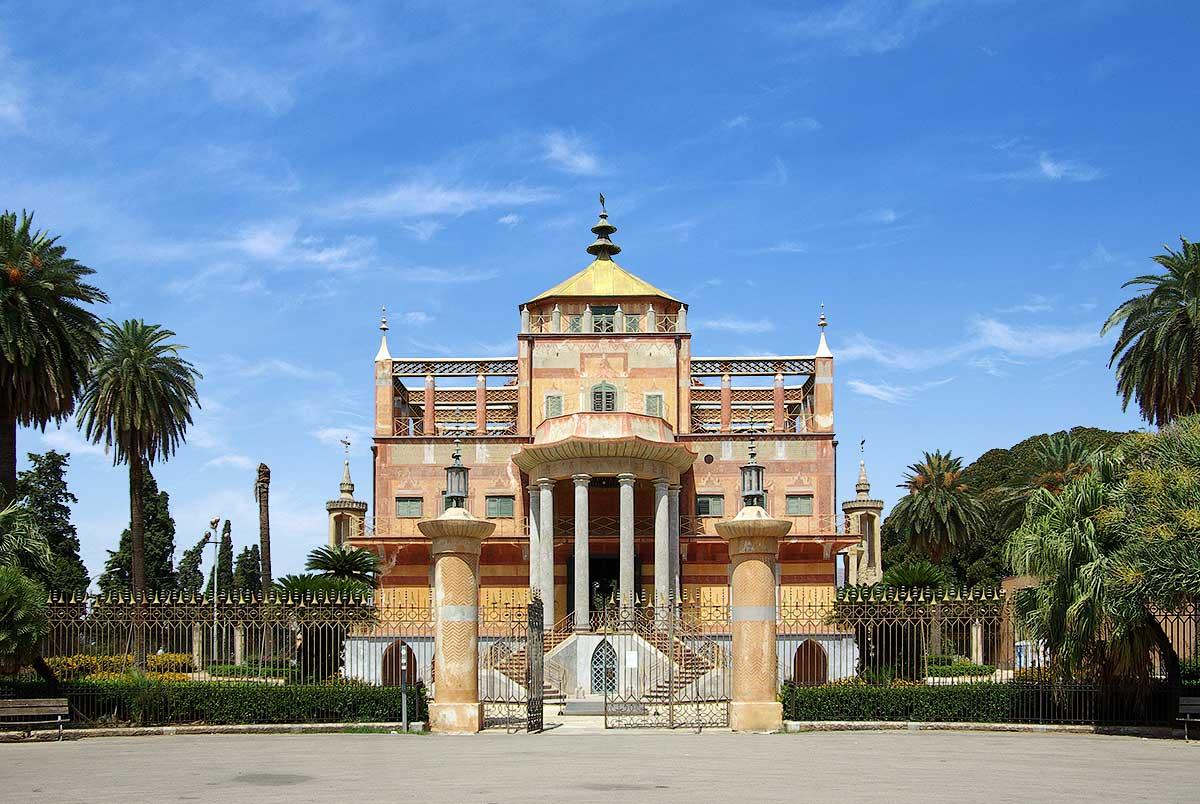 De Palazzina Cinese in Palermo