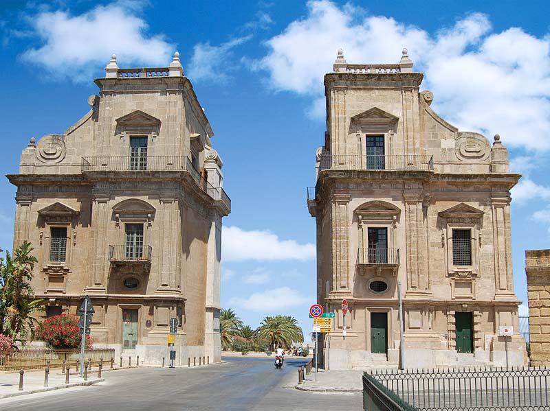 De Porta Felice in Palermo