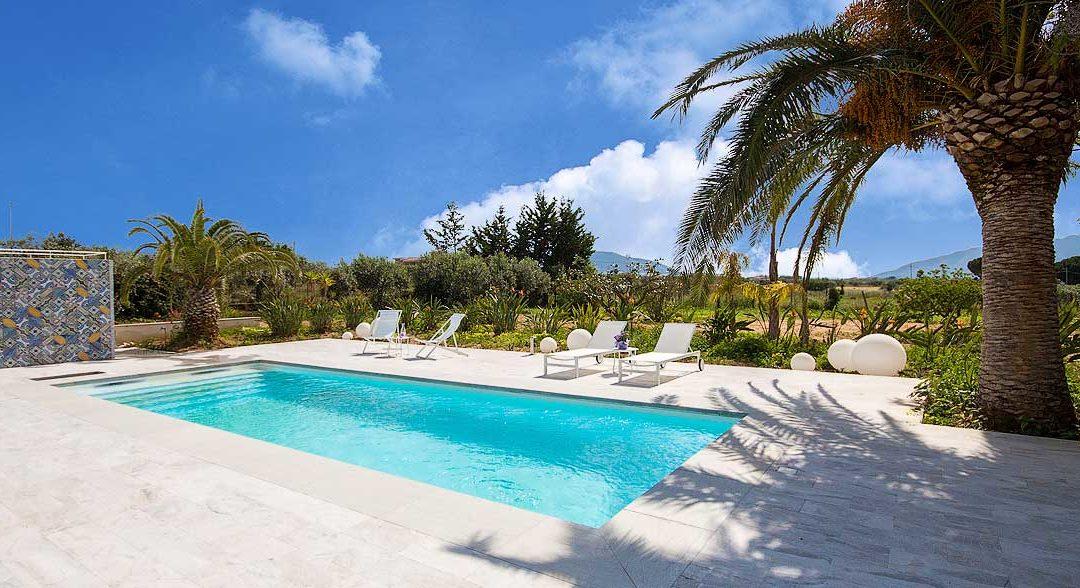 Nieuw voor 2018: Villa met zwembad, Villa Liccumia
