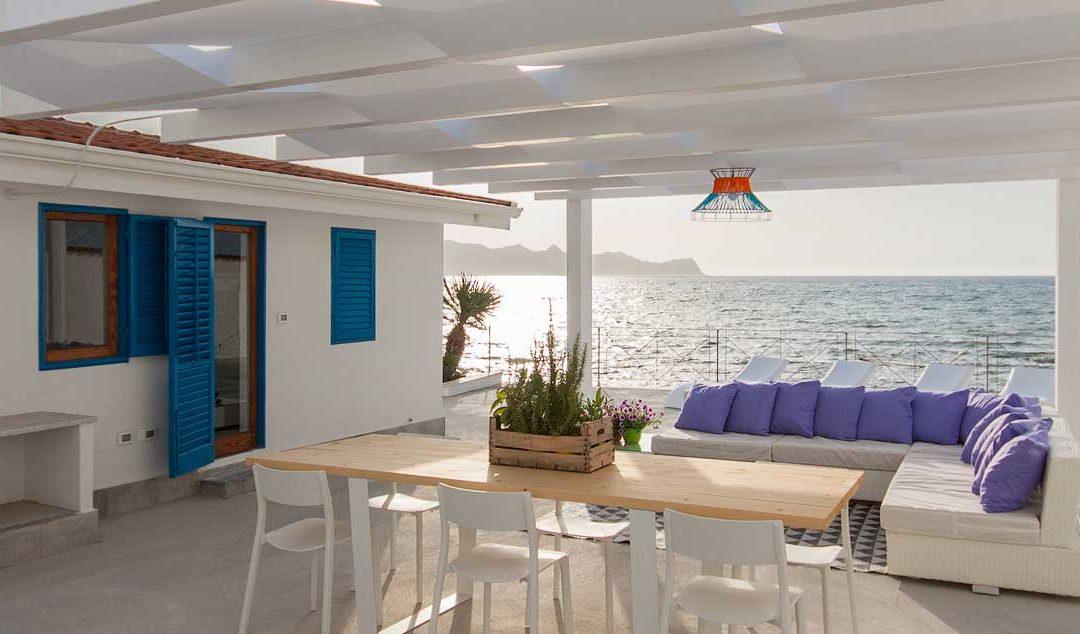 Nieuw voor 2018 – Villa's aan zee