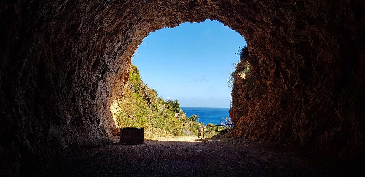 Een natuurreservaat aan het eind van de tunnel