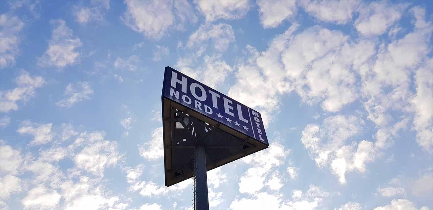 Hotel Nord in Guardamiglio, vlakbij Piacenza
